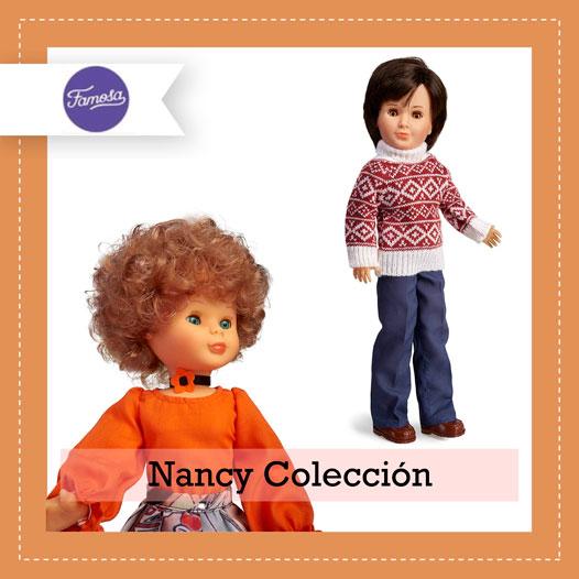 Nancy Coleccion Famosa Reedicion