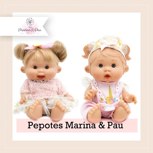 Pepotes Marina & Pau