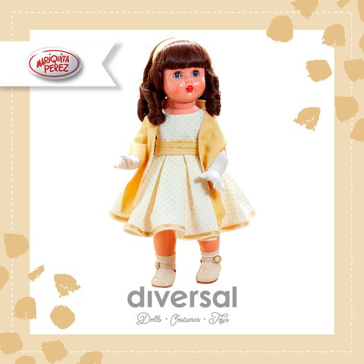 Muñecas Mariquita Perez Coleccion
